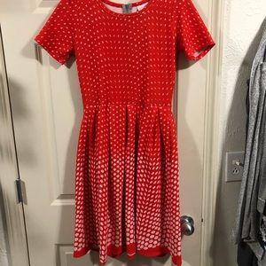 LuLaRoe S Amelia Dress